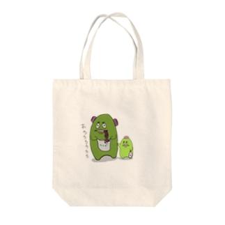 @Azukigero Tote bags
