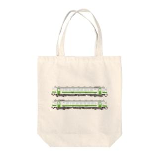 キハ401&402 Tote bags