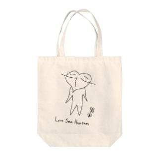 Love Same Heartman 01 Tote bags