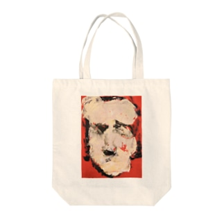 A man Tote bags