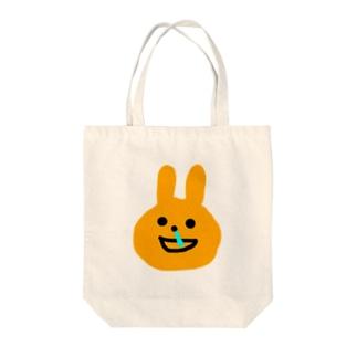 鼻炎 Tote bags
