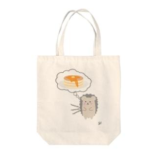 パンケーキたべたい Tote bags