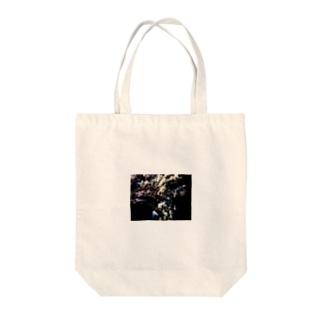 爛漫オブザイヤー Tote bags