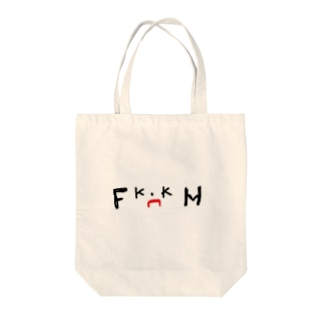FKNKM Tote bags