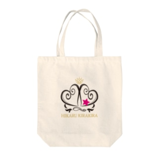 SHINING WITH★トート Tote bags