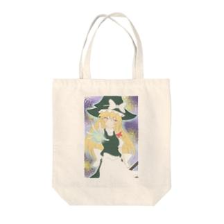 魔理沙 Tote bags