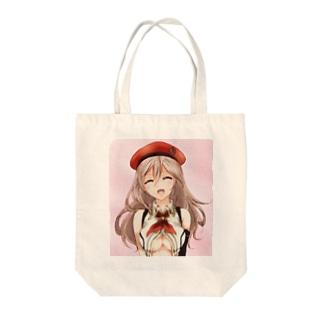 アリサ Tote bags