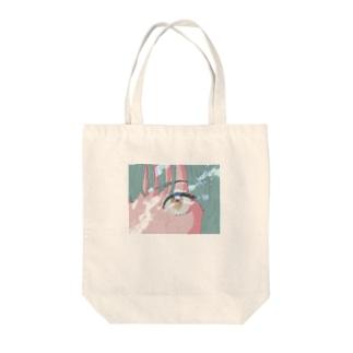 「私の原点」 Tote bags