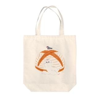 カンパーニュ Tote bags