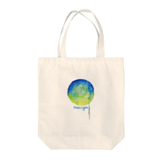 Moonlight Tote bags