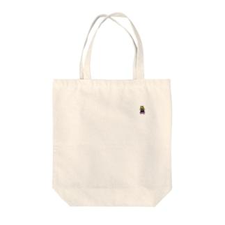 ラコ○テ並にちっちゃいキャットC Tote bags