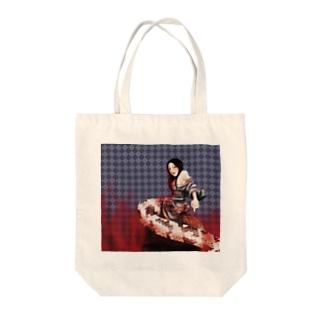 清姫 Tote bags