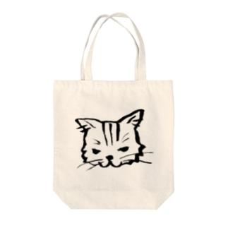 ネコ科… Tote bags