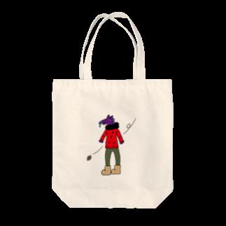 たじまさきのふゆのうま Tote bags