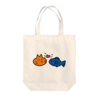 すき Tote bags