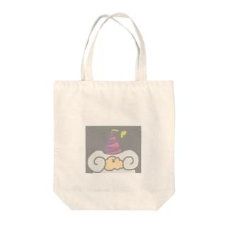 パーティよーこ Tote bags