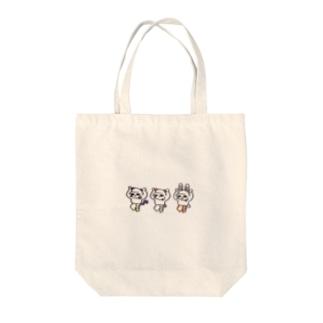 [酔拳・ぼち子さん]ぼっちのためのトートバッグ Tote bags