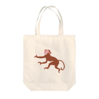 モンキーパンチ No.52 お洒落なサルのキャラクターグッズ Tote bags