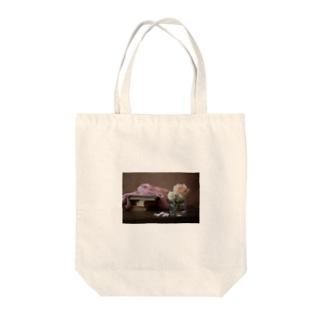 華のある日常 Tote bags
