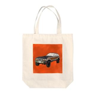 koko design 外車 Tote bags