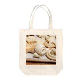 カタツムリクッキー Tote bags