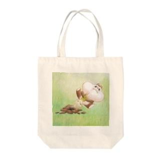 もぐもぐグーさん -ロージー誕生- Tote bags