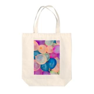 バルーンなアイテム Tote bags