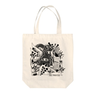 ♡motel observer♡ Tote bags