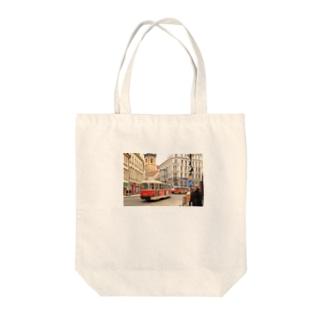 東欧風景 Tote bags