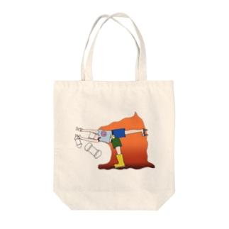 ヒーロー(カラー) Tote Bag