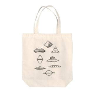 UFOだ! Tote bags