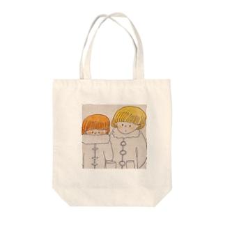 ポケット Tote bags