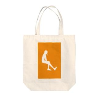 JK:yuki 4 Tote bags