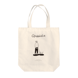 nozomimmの後ろ姿 Tote bags