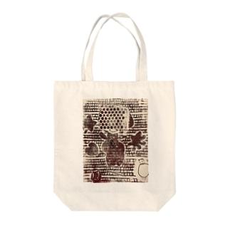 【くまさん🐻】 Tote bags