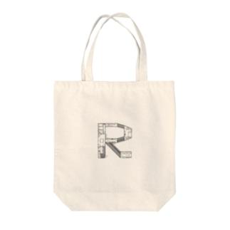 madorizu room-R 【間取り図】 Tote bags