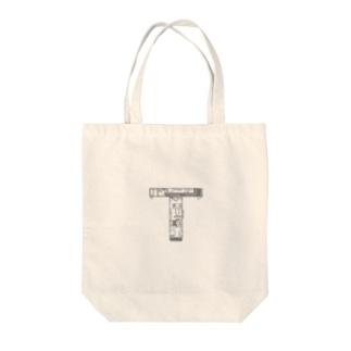 madorizu room-T 【間取り図】 Tote bags