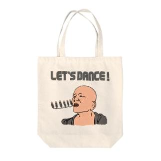 レッツ・ダンス~踊念仏~byボウイfeat.空也 Tote bags