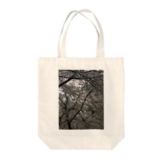桜2015ver Tote bags