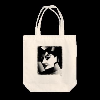 山本祐紀のグッズのLady No.2 Tote bags