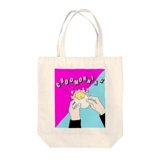 ツートンGM Tote bags