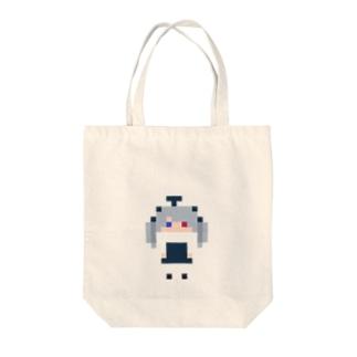 PixelGirl - yandere Tote bags