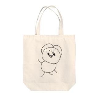 草 Tote bags