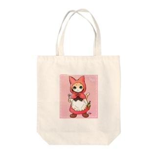 赤ずきん猫ちゃん Tote Bag