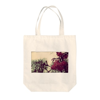 何て名前の花かしら。 Tote bags
