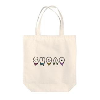 SUGAO3 Tote bags