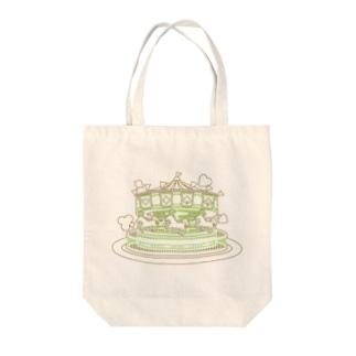 Carousel Tote bags