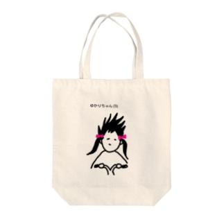 ゆかりちゃん Tote bags