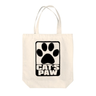 CAT'S_PAW トートバッグ