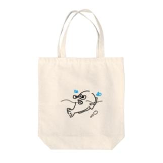息がしやすいサカナ Tote bags